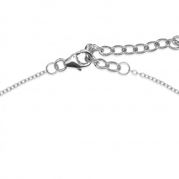 Collier Zilver 45+5 | Dikte 1.1mm